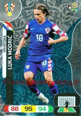 Panini Euro 2012 Cards Adrenalyn XL - N° 288 - Luka MODRIC (Croatie) (Master)