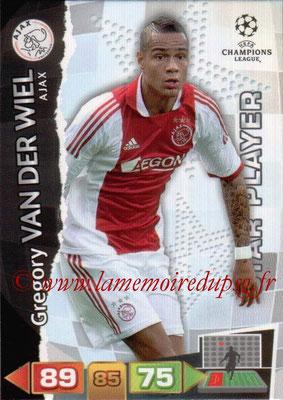 N° 002 - Grégory VAN DER WIEL (2011-12, Ajax Amsterdam, HOL > 2012-16, PSG)