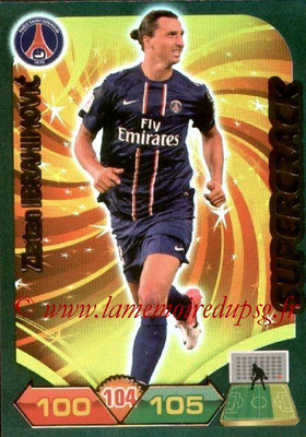 N° 348 - Zlatan IBRAHIMOVIC (Supercrack)