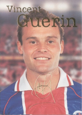 N° 014 - Vincent GUERIN (Recto)