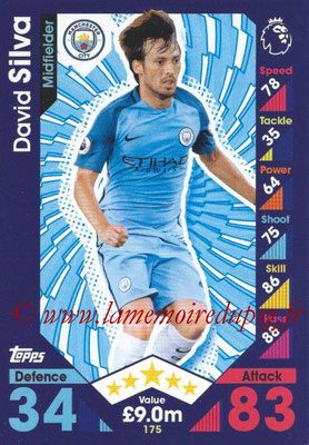 2016-17 - Topps Match Attax Premier League - N° 175
