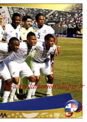 Panini Copa America Centenario USA 2016 Stickers - N° 352 - Equipe Panama2