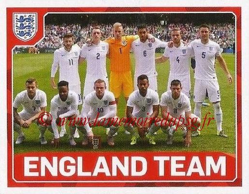Panini England 2016 - N° 204