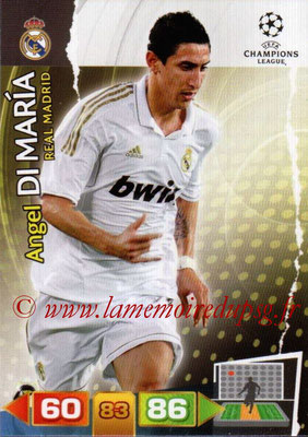 N° 233 - Angel DI MARIA (2011-12, Real Madrid, ESP > 2015-??, PSG)