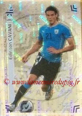 N° 336 - Edinson CAVANI (2013-??, PSG > 2015, Uruguay) (In action)