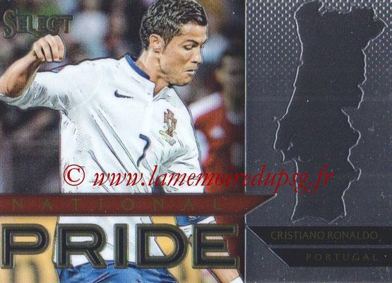 2015 - Panini Select Soccer - N° NP31 - Cristiano RONALDO (Portugal) (National Pride)