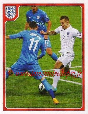 Panini England 2016 - N° 145