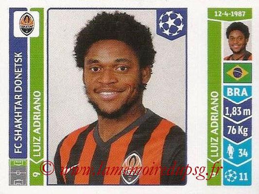 2014-15 - Panini Champions League N° 589 - Luiz ADRIANO (FC Shakhtar Donetsk)