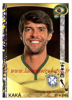 Panini Copa America Centenario USA 2016 Stickers - N° 130 - KAKA (Brésil)