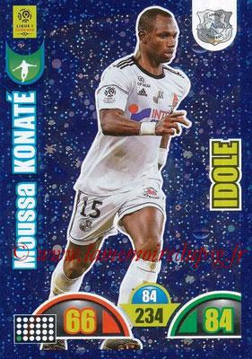 2018-19 - Panini Adrenalyn XL Ligue 1 - N° 362 - Moussa KONATE (Amiens) (Idole)