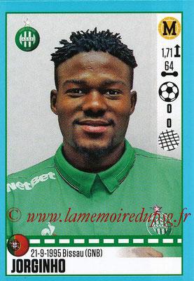 2016-17 - Panini Ligue 1 Stickers - N° T47 - JORGINHO (Rennes) (Set Transfert)