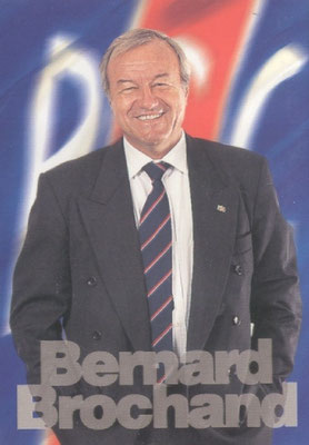 N° 004 - Bernard BROCHAND (Recto)