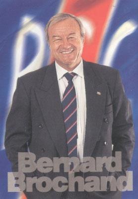 N° 004 - Bernard BROCHAND (Recto)
