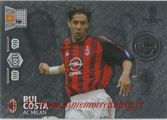 2013-14 - Adrenalyn XL champions League N° 364 - Rui COSTA (Milan AC) (Legend)