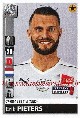 2018-19 - Panini Ligue 1 Stickers - N° T02 - Erik PIETERS (Amiens) (Transfert)