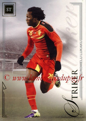 2014 - Futera World Football Unique - N° 079 - Romelu LUKAKU (Striker)