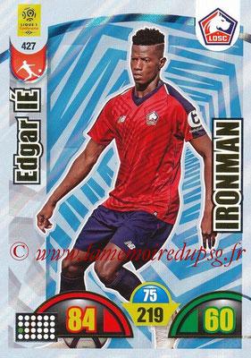 2018-19 - Panini Adrenalyn XL Ligue 1 - N° 427 - Edgar IE (Lille) (Ironman)