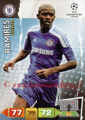 2011-12 - Panini Champions League Cards - N° 089 - RAMIRES (Chelsea FC)