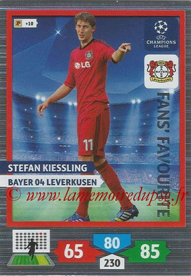 2013-14 - Adrenalyn XL champions League N° 294 - Stefan KIESSLING (Bayer 04 Leverkusen) (Fans' Favourite)
