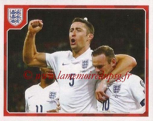 Panini England 2016 - N° 092