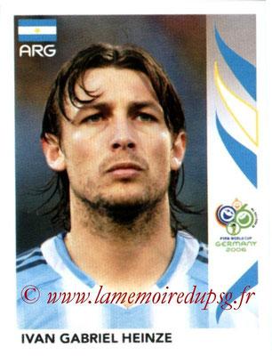 N° 174 - Gabriel HEINZE (2001-04, PSG > 2006, Argentine)