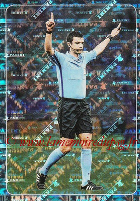 2018-19 - Panini Ligue 1 Stickers - N° 510 - Les Arbitres