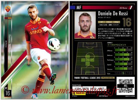 Panini Football League 2013 - PFL02 - N° 028 - Daniele De Rossi ( AS Roma )