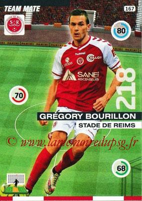 N° 167 - Grégory BOURILLON (2007-10, PSG > 2015-16, Reims)