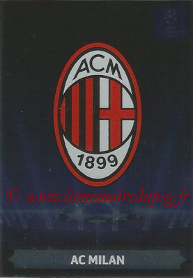 2013-14 - Adrenalyn XL champions League N° 019 - AC Milan