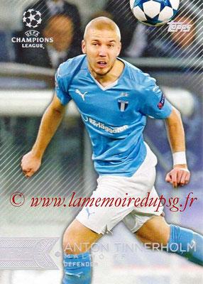 2015-16 - Topps UEFA Champions League Showcase Soccer - N° 026 - Jo Inge BERGET (Malmö FF)
