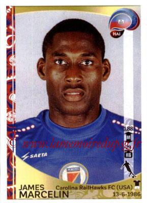 Panini Copa America Centenario USA 2016 Stickers - N° 174 - James MARCELIN (Haiti)