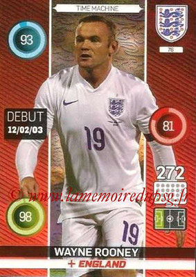 Panini England 2016 Adrenalyn XL - N° 076