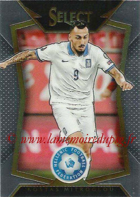 2015 - Panini Select Soccer - N° 056 - Kostas MITROGLOU (Grèce)