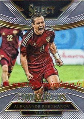 2015 - Panini Select Soccer - N° E16 - Aleksandr KERZHAKOV (Russie) (Equalizers)