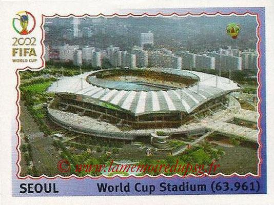 2002 - Panini FIFA World Cup Stickers - N° 005 - Stade Seoul (World Cup Stadium)