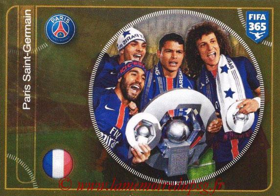 N° 166 - Equipe PSG