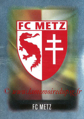 2016-17 - Panini Ligue 1 Stickers - N° 423 - Ecusson Metz