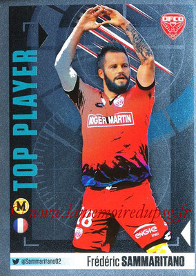 2016-17 - Panini Ligue 1 Stickers - N° 212 - Frédéric SAMMARITANO (Dijon) (Top Player)