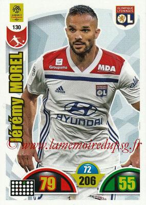 2018-19 - Panini Adrenalyn XL Ligue 1 - N° 130 - Jérémy MOREL (Lyon)