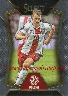 2015 - Panini Select Soccer - N° 082 - Lukasz PISZCZER (Pologne)