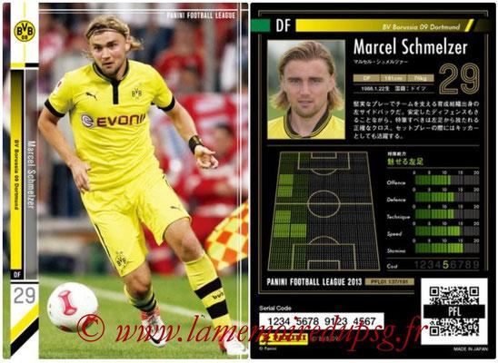 Panini Football League 2013 - PFL01 - N° 137 - Marcel Schmelzer ( BV Borussia 09 Dortmund )