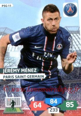 N° PSG-11 - Jérémy MENEZ