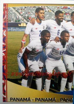 Panini Copa America Centenario USA 2016 Stickers - N° 351 - Equipe Panama1