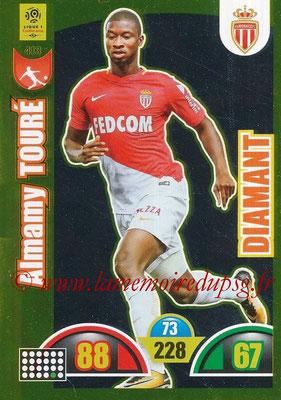 2018-19 - Panini Adrenalyn XL Ligue 1 - N° 413 - Almamy TOURE (Monaco) (Diamant)