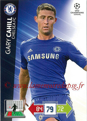 2012-13 - Adrenalyn XL champions League N° 086 - David LUIZ (Chelsea FC)