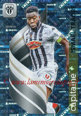 2018-19 - Panini Ligue 1 Stickers - N° 047 - Ismaël TRAORE (Angers) (Capitaine)