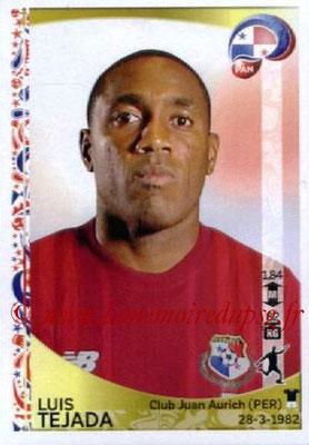 Panini Copa America Centenario USA 2016 Stickers - N° 368 - Luis TEJADA (Panama)