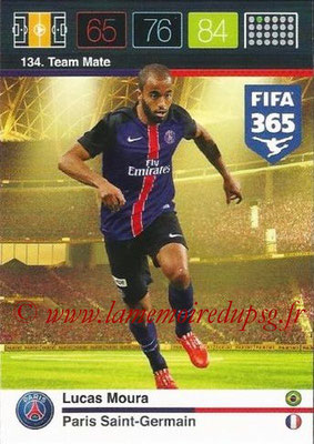 N° 134 - LUCAS Moura (Team Mate)