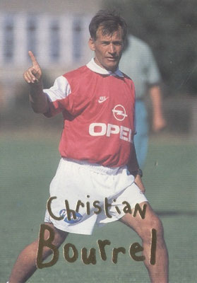 N° 068 - Christian BOURREL (Recto)
