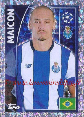 2015-16 - Topps UEFA Champions League Stickers - N° 467 - MAICON (FC Porto)